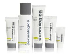 Dermalogica MediBac Clearing Adult Acne Treatment Kit: The MediBac Clearing® system works to treat, clear and prevent adult acne while addressing the needs of adult skin. Most products and treatments for acne are designed for teenage skin, making them too harsh and irritating for adult acne sufferers. MediBac Clearing® controls acne without compromising skin's integrity, which means skin is clearer and healthier.