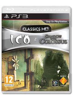 Shadow Of the Colossus PS3