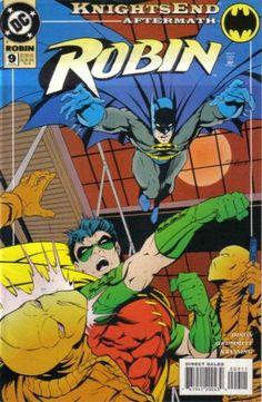 DC COMICS 1993 SERIES ROBIN #100 VERY FINE