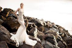 #PaoloSebastian #weddingdress // The Call of the Sea: Paolo Sebastian's Spring/Summer 2014-15 Collection