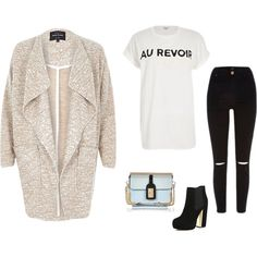 """Totally Look River Island"" by patimela on Polyvore"