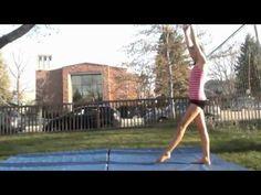 How To Hold a Handstand: Gymnastics Tutorials
