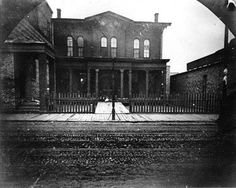 The legend of Hull House is commonly known to the people of Chicago. Hull House was a settlement house back in the early for immigrants. A woman gave birth to a child whose. Most Haunted Places, Scary Places, Hull House, Ghost Pictures, Ghost Tour, Haunted Mansion, Haunted Houses, Ghost Hunting, Creepy