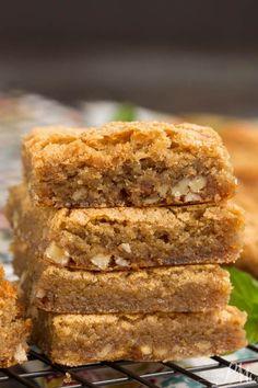 Caramel Brownies are