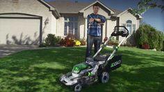 EGO Power+ 56 volt Cordless Lawn Mower Information (+playlist)