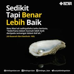 Sedikit Tapi Benar Lebih Baik Islamic Prayer, Islamic Messages, Islamic Love Quotes, Muslim Quotes, People Quotes, Me Quotes, Hijrah Islam, Quality Quotes, All About Islam