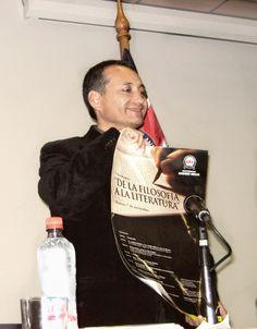 DR. ADOLFO VÁSQUEZ ROCCA Vodka Bottle, Teacher, Contemporary Art