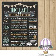 Vintage Great Gatsby Inspired First Birthday by LilDreamsDesign