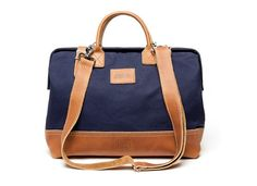 Heritage Leather + Apolis Mason Courier Bag | Apolis