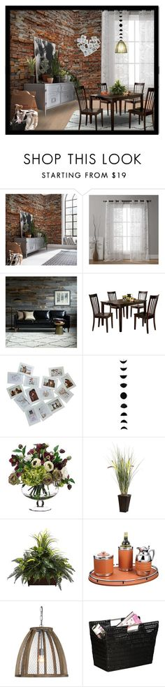 """""""Re-decorate this room! -contest"""" by julissag ❤ liked on Polyvore featuring interior, interiors, interior design, home, home decor, interior decorating, Komar, Duck River Textile, West Elm and Nearly Natural"""