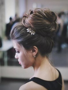 Wedding Hairstyles for Long Hair from Tonyastylist / http://www.deerpearlflowers.com/wedding-hairstyles-for-long-hair-from-tonyastylist/3/