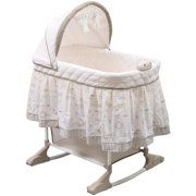 It plus an even more powerful the Delta Children Play Time Jungle Rocking Bassinet. Get yours today at Delta Children in USA. Bedside Bassinet, Baby Bassinet, Baby Cribs, Bassinet Cover, Cradles And Bassinets, Baby Boys, Delta Children, Children Play, Bedroom Decor