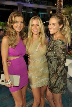 "Lauren Conrad and Audrina Patridge Photo - MTV's ""The Hills Live: A Hollywood Ending"" Finale Event"