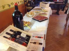 Visit to the Colle Santa Mustiola winery in Chiusi / Cooking Class/Agriturismo CaseGraziani, Umbria,Italy