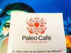 Eat at Paleo Cafe in Cairns, Australia