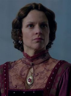 VEERLE BAETENS, Margaret of Anjou in The White Queen