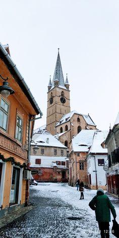Sibiu Romania, Bucharest Romania, Home And Away, Cabin, House Styles, Buildings, Travel, Outdoor, Beautiful