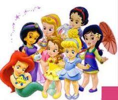 princesas da disney baby - Pesquisa Google