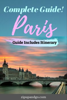 Guide on accommodation, food, transport, entertainment and activities. Day trips from Paris too! Travel Advice, Travel Guides, Day Trip From Paris, Paris Itinerary, Paris Travel Guide, Travel Party, Travel Information, France Travel, Travel Couple