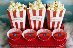 (party) disney planes family movie night - See Vanessa Craft Movie Night Party, Family Movie Night, Family Movies, Movie Nights, Disney Planes Party, Planes Movie, Planes Birthday, Boy Birthday, Birthday Parties