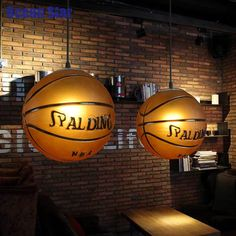 31.37$  Watch more here - http://ais0f.worlditems.win/all/product.php?id=32309124259 - E27 Single Head Glass Basketball light Football pendant lamp Children Room Lamps Chandeliers Modern Lighting Light Fixtures