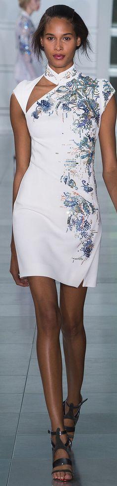 ~Antonio Berardi Collection Spring 2015