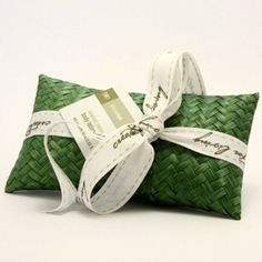 Hand Lotion Green Basket