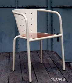 SILLA VINTAGE 508 M Vintage Industrial, Chair, Furniture, Home Decor, Decks, Decoration Home, Room Decor, Home Furnishings, Chairs