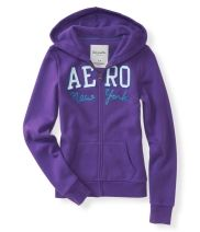 My favorite clothing is Areopostale's hooded sweatshirts. I think they are comfy and cute.