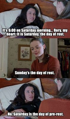 All the important things Loreli taught Rory on Gilmore Girls