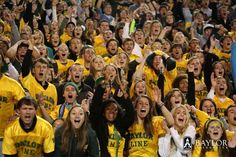 The 13 Best Baylor Traditions | The Odyssey