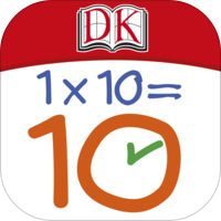 10 Minutes a Day Times Tables by Dorling Kindersley