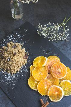 epices orange salade