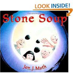 Amazon.com: Stone Soup (9780439339094): Jon J Muth, Jon J. Muth: Books