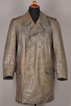 U-boat Captains Overcoat