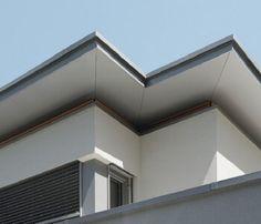 stadtvilla in bonn garage pinterest holzh uschen aussen und sehen. Black Bedroom Furniture Sets. Home Design Ideas