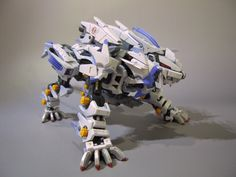 LIGER ZERO・OGRE Zoids Toys, Mecha Anime, Gundam Model, God Of War, Fantasy Art, Robot, Concept Art, Geek Stuff, Cool Stuff