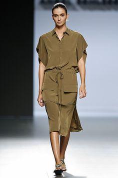 Ángel Schlesser - Madrid Fashion Week P/V 2015 #mbfwm