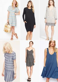 Favorite Non-Maternity, Maternity Dresses, Part 2   Pepper Design Blog.com