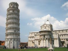 """See 3774 photos and 73 tips from 27632 visitors to Pisa. """"Please go Pisa if you are in Tuscany region. Italy Tourist Attractions, Pisa Tower, Day Trips From Rome, Rail Europe, Pisa Italy, Living In Italy, Train Tickets, Historical Monuments, Places In Europe"""