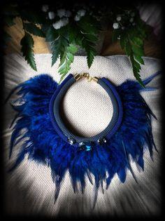 Collar plumas !!!!