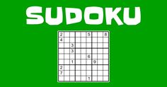 A in which insert the one to nine into a grid consisting of nine subdivided into a further nine smaller squares. New Puzzle Posted Every Sudoku Puzzles, Logic Puzzles, Just A Game, Practical Gifts, Hard To Find, Online Games, Games To Play, Gift Guide, How To Plan