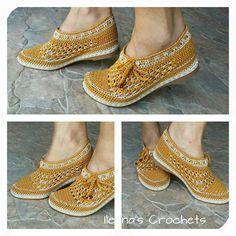 zapatos de malla