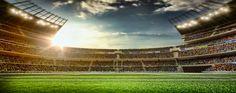 View top-quality stock photos of American Football Stadium. Find premium, high-resolution stock photography at Getty Images. American Football, Bobby Dodd, Bank Of America Stadium, Football Stadiums, Vinyl Banners, Jacksonville Jaguars, Arizona Cardinals, Carolina Panthers, Sands