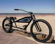 custom bicycles | here are a couple of custom bicycles made using monark forks