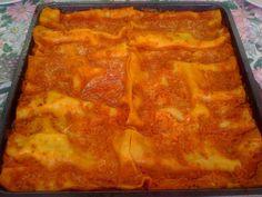 Ricetta lasagne: imparate con la vostra Cicetta come realizzare questa semplice ricetta con tante foto e spiegazioni passo dopo passo.