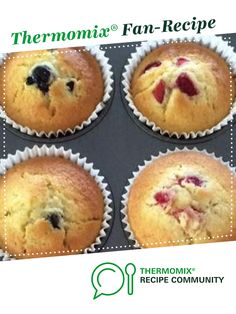 Recipe The Only Muffin Recipe You Will Ever Need by Ms_Maple_Leaf, learn to make this recipe easily in your kitchen machine and discover other Thermomix recipes in Baking - sweet. Cheddarwurst Recipe, Muffin Recipes, Cupcake Recipes, Baking Recipes, Thermomix Cupcakes, Thermomix Bread, Thermomix Desserts, Sugar Free Recipes, Deserts