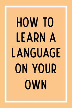 The Best 13 Habits Of Successful Language Learners Learn a language in the comfort of your own home. You can learn a language on the go, at home and on your own. These are my top tips to help immerse yourself in a new language. Best Language Learning Apps, Learning Languages Tips, Ways Of Learning, Spanish Language Learning, Esl Learning, Learning Shapes, Listening Activities, Spanish Activities, Learning Italian