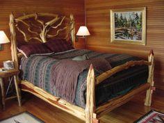 Eastern Red Cedar Tree Bed