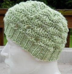 Balmy Breezes Hat | AllFreeKnitting.com